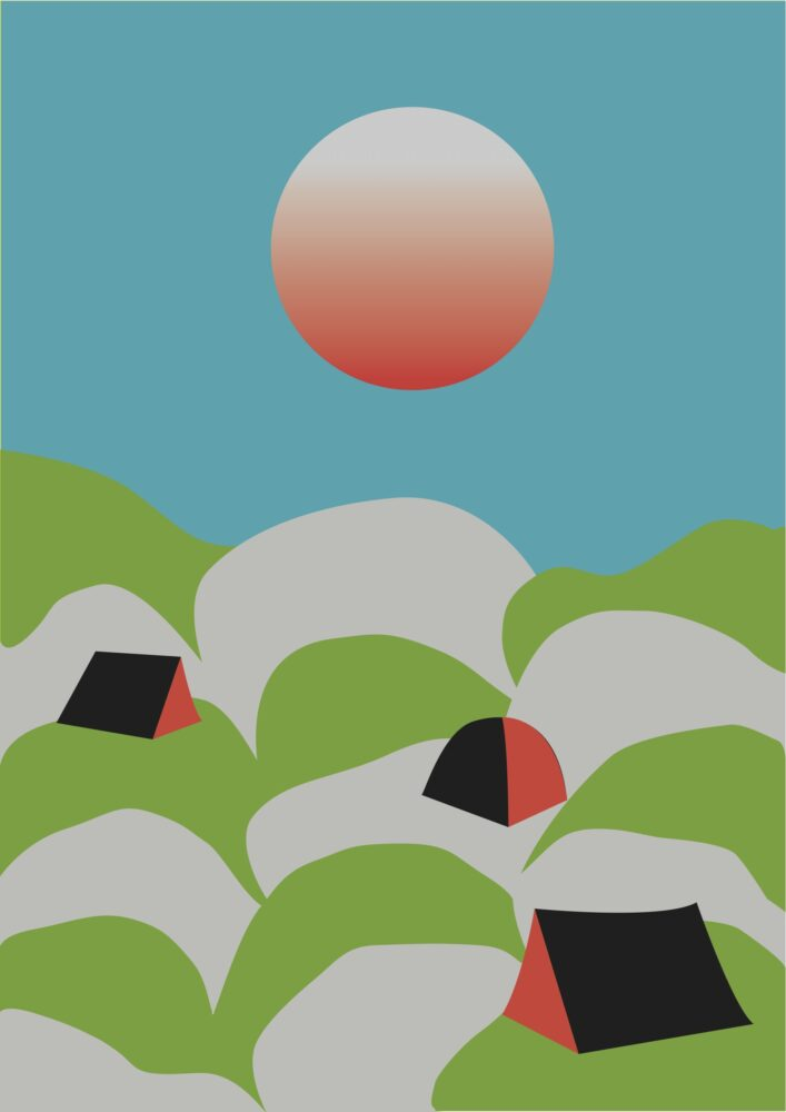 Vlieland poster