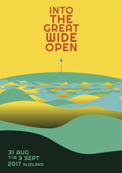 Into the great wide open poster festival
