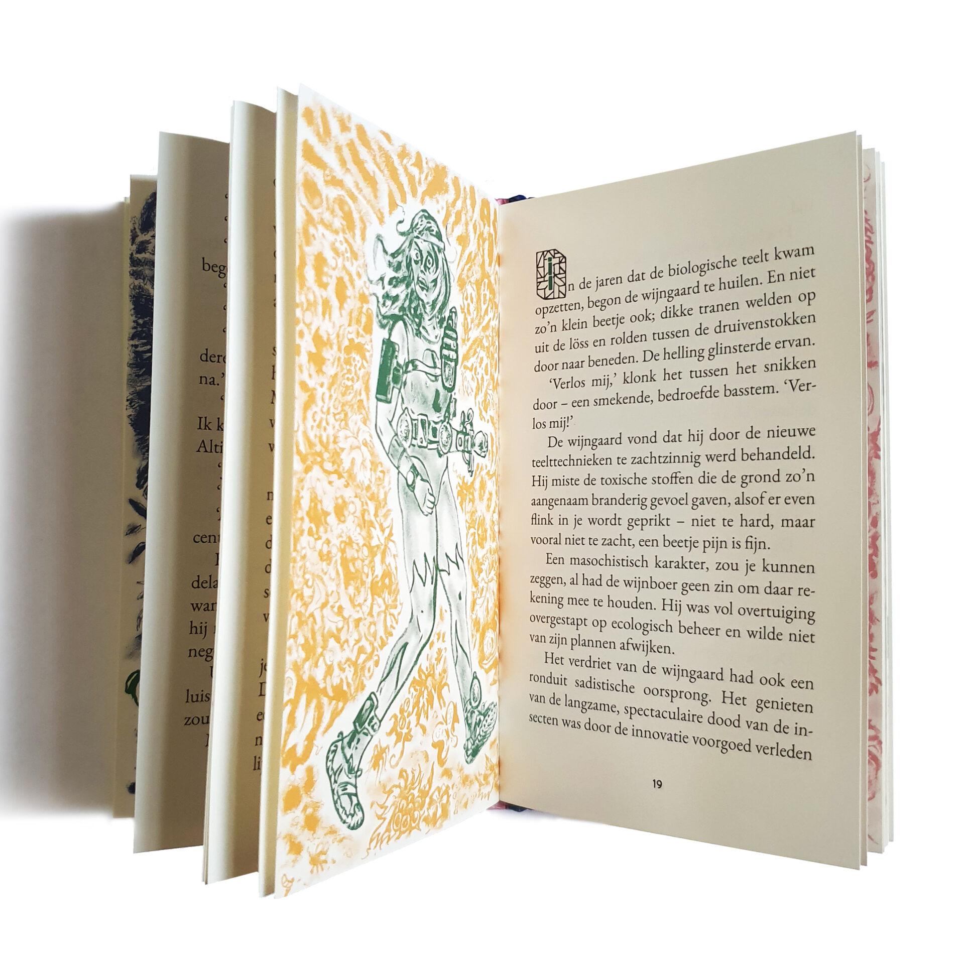 Wandelsprookjes Book